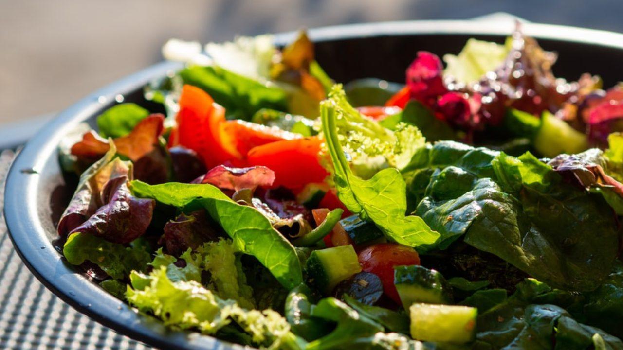 salata te face să slăbești