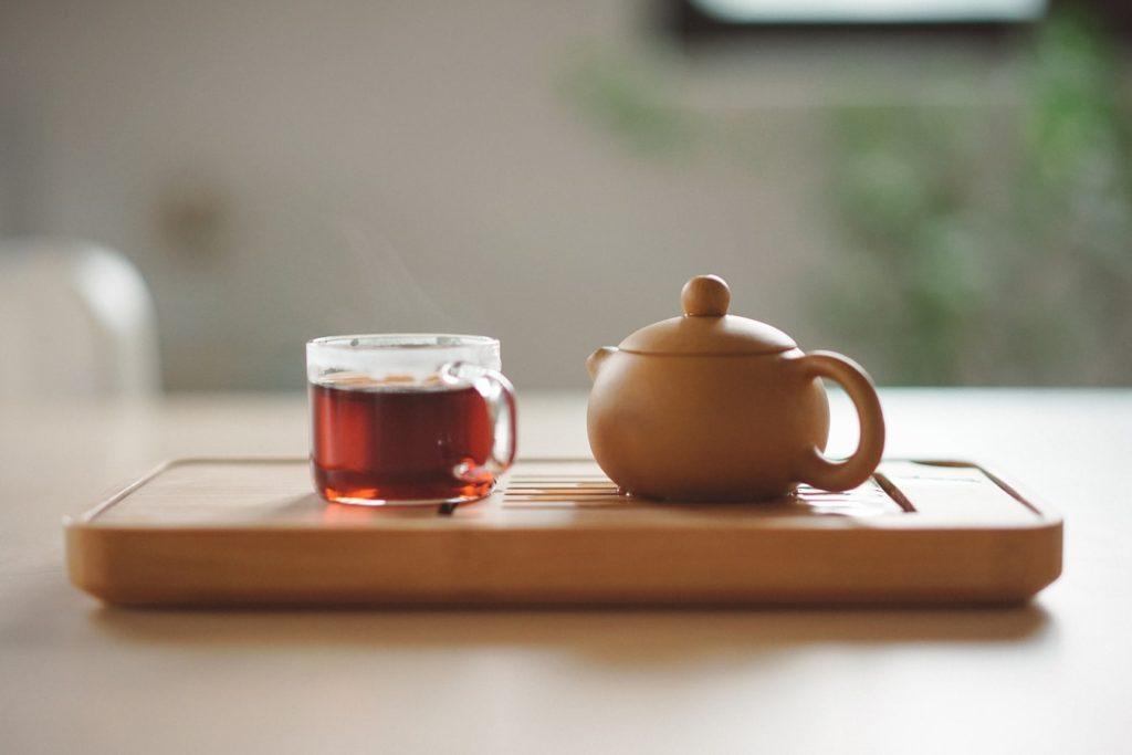 O ceașcă de ceai