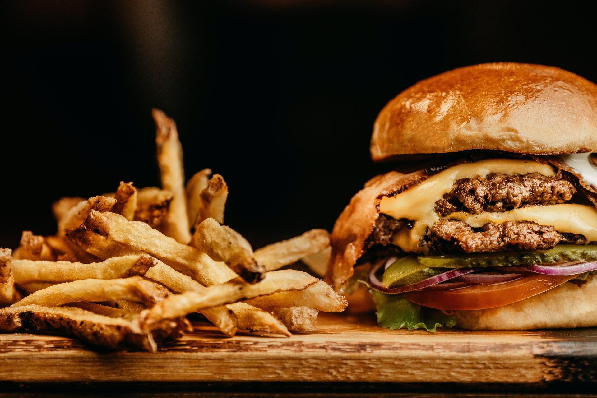 cum să mănânci burgeri și să piardă în greutate kevin malone pierdere în greutate